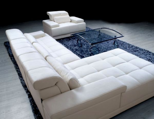 top faux leather sectional sofa decoration-Modern Faux Leather Sectional sofa Architecture