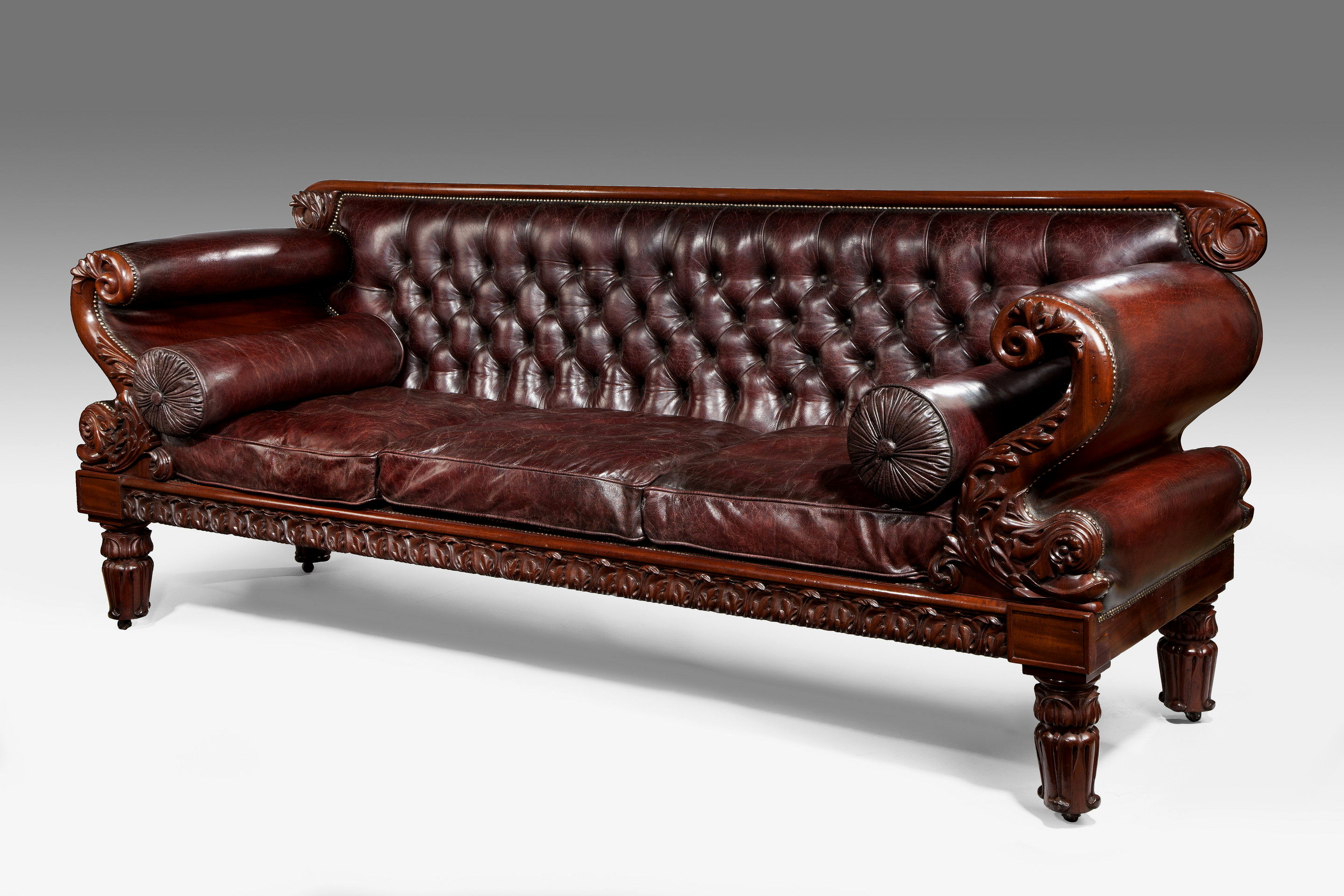 top leather chesterfield sofa design-Lovely Leather Chesterfield sofa Plan