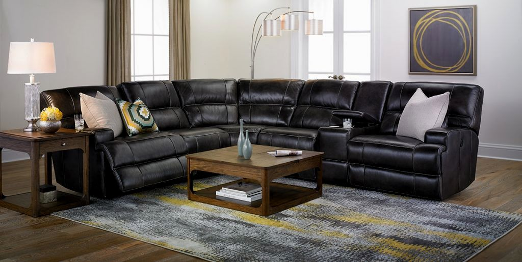 top reclining sectional sofa décor-Terrific Reclining Sectional sofa Picture