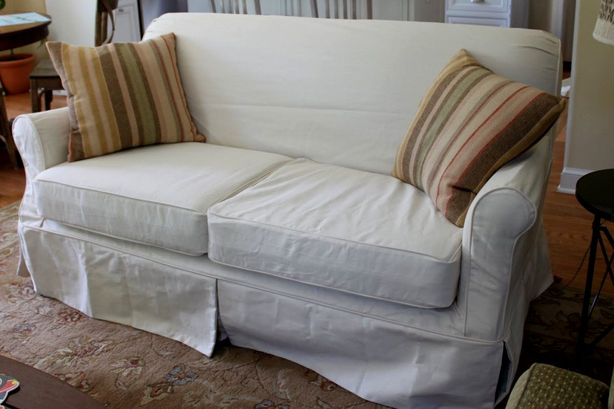unique slip covered sofas decoration-Modern Slip Covered sofas Concept