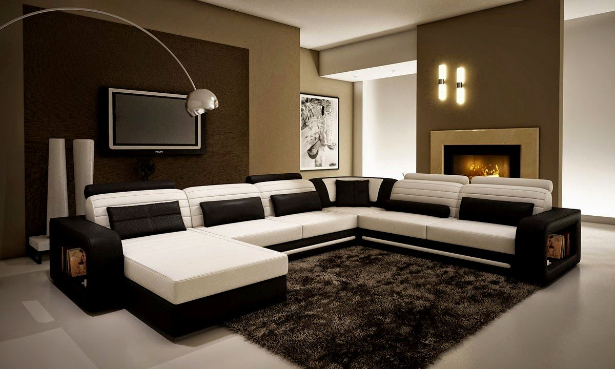 unique u shaped sectional sofa with chaise décor-Unique U Shaped Sectional sofa with Chaise Image