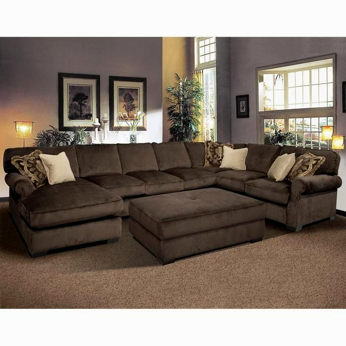 unique u shaped sectional sofa with chaise portrait-Unique U Shaped Sectional sofa with Chaise Image