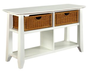 White sofa Table Beautiful Broyhill Owen Landing White sofa Table Ideas