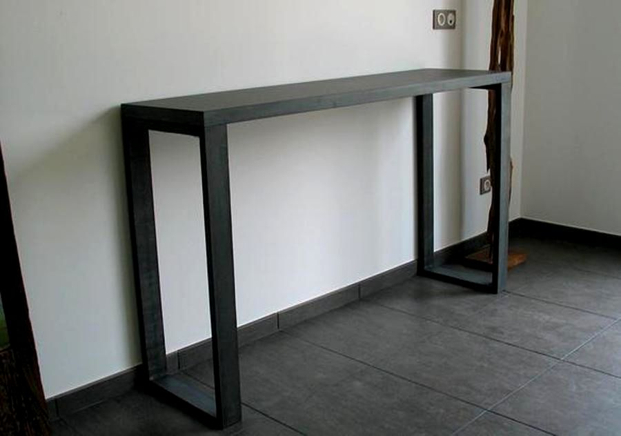 wonderful sofa console table online-Modern sofa Console Table Picture