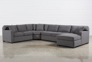 4 Piece Sectional sofa Stunning Alder 4 Piece Sectional Image