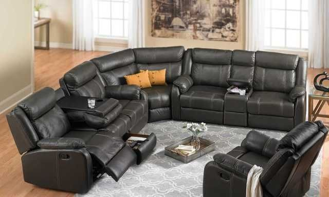 amazing full reclining sofa image-Lovely Full Reclining sofa Ideas