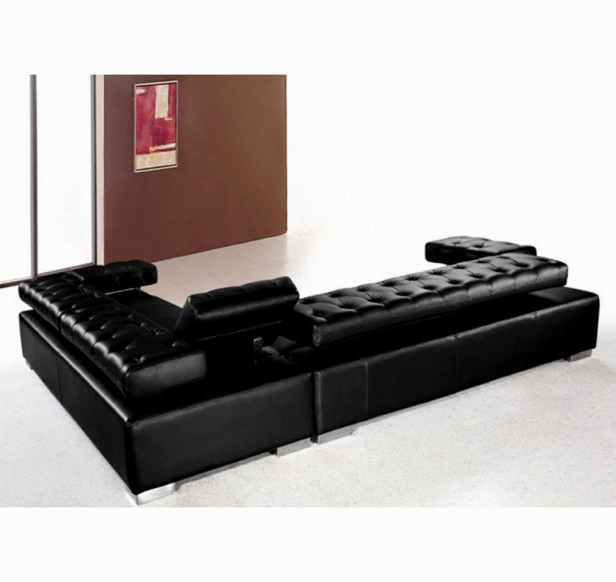 amazing modular leather sofa construction-Beautiful Modular Leather sofa Portrait