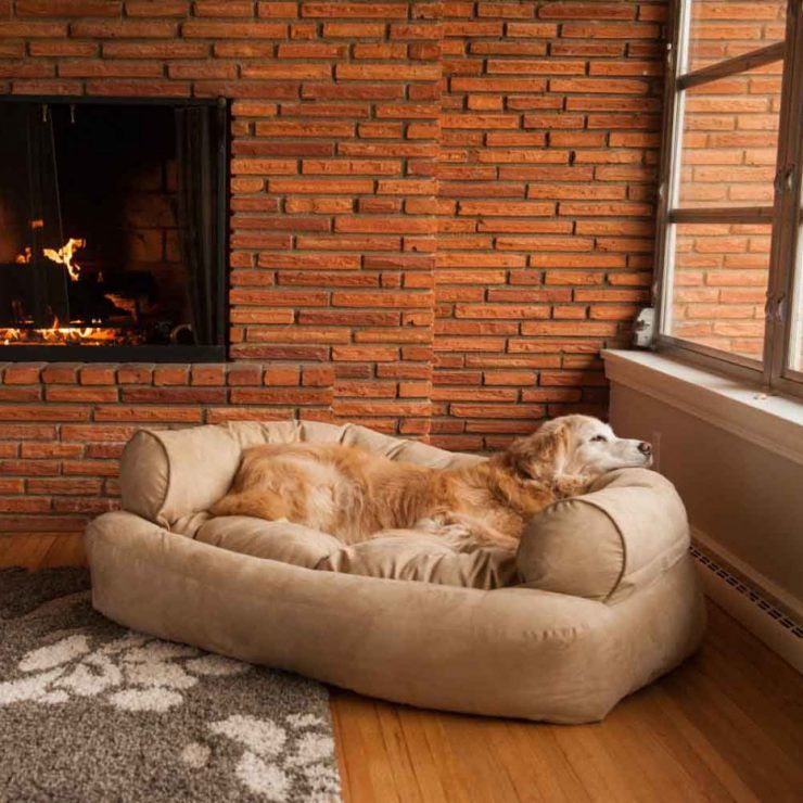 amazing snoozer overstuffed sofa pet bed ideas-Lovely Snoozer Overstuffed sofa Pet Bed Ideas