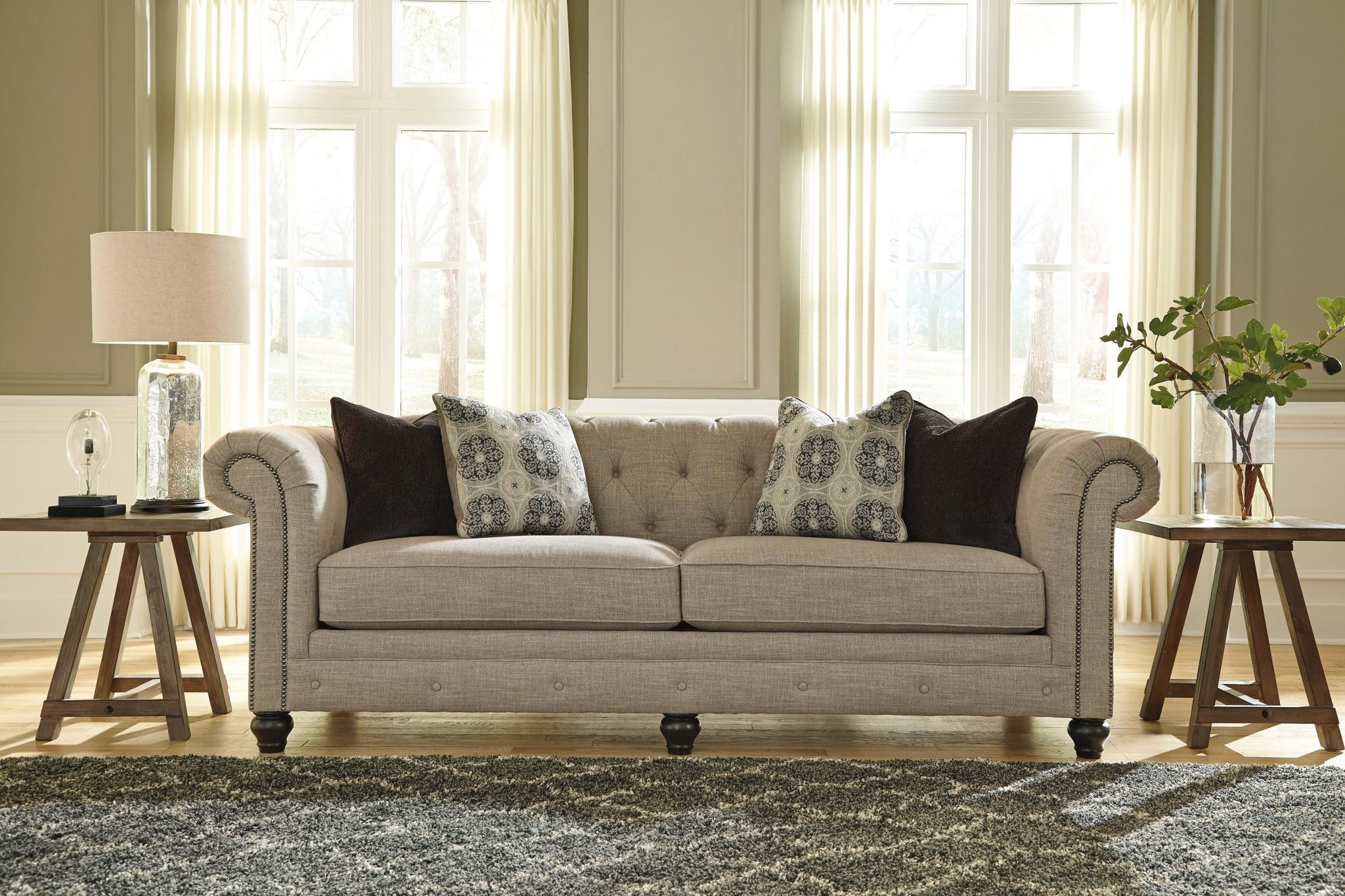 Ashley Furniture Tufted sofa Elegant ashley Furniture Tufted sofa sofa Alluring ashley Furniture Tufted Wallpaper