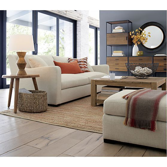 awesome crate and barrel apartment sofa décor-Contemporary Crate and Barrel Apartment sofa Décor