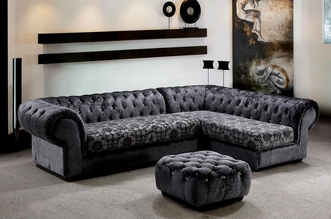 awesome grey microfiber sectional sofa pattern-Inspirational Grey Microfiber Sectional sofa Picture