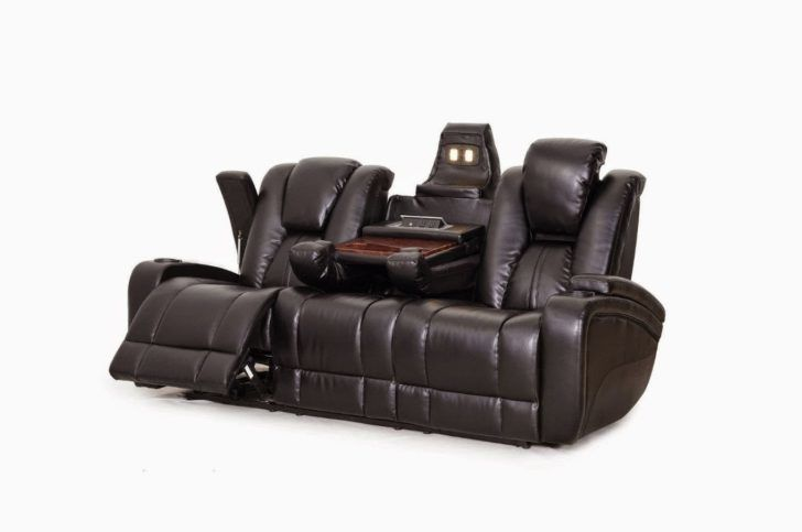 Finest Sectional Sofas With Recliners And Cup Holders