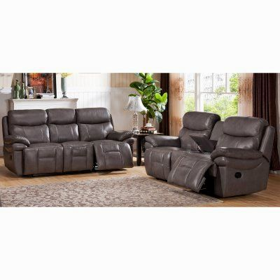 awesome top grain leather reclining sofa construction-Fantastic top Grain Leather Reclining sofa Photograph