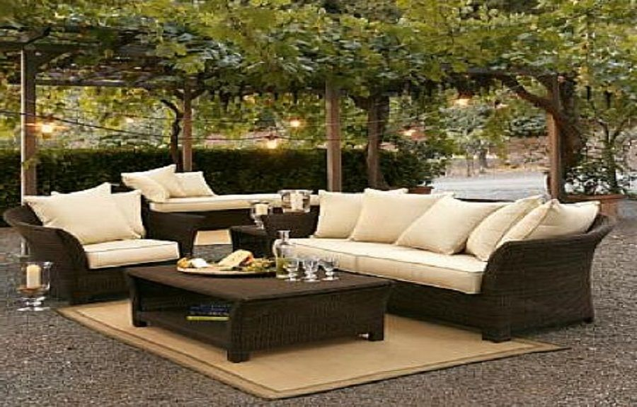 awesome wicker outdoor sofa concept-Beautiful Wicker Outdoor sofa Concept