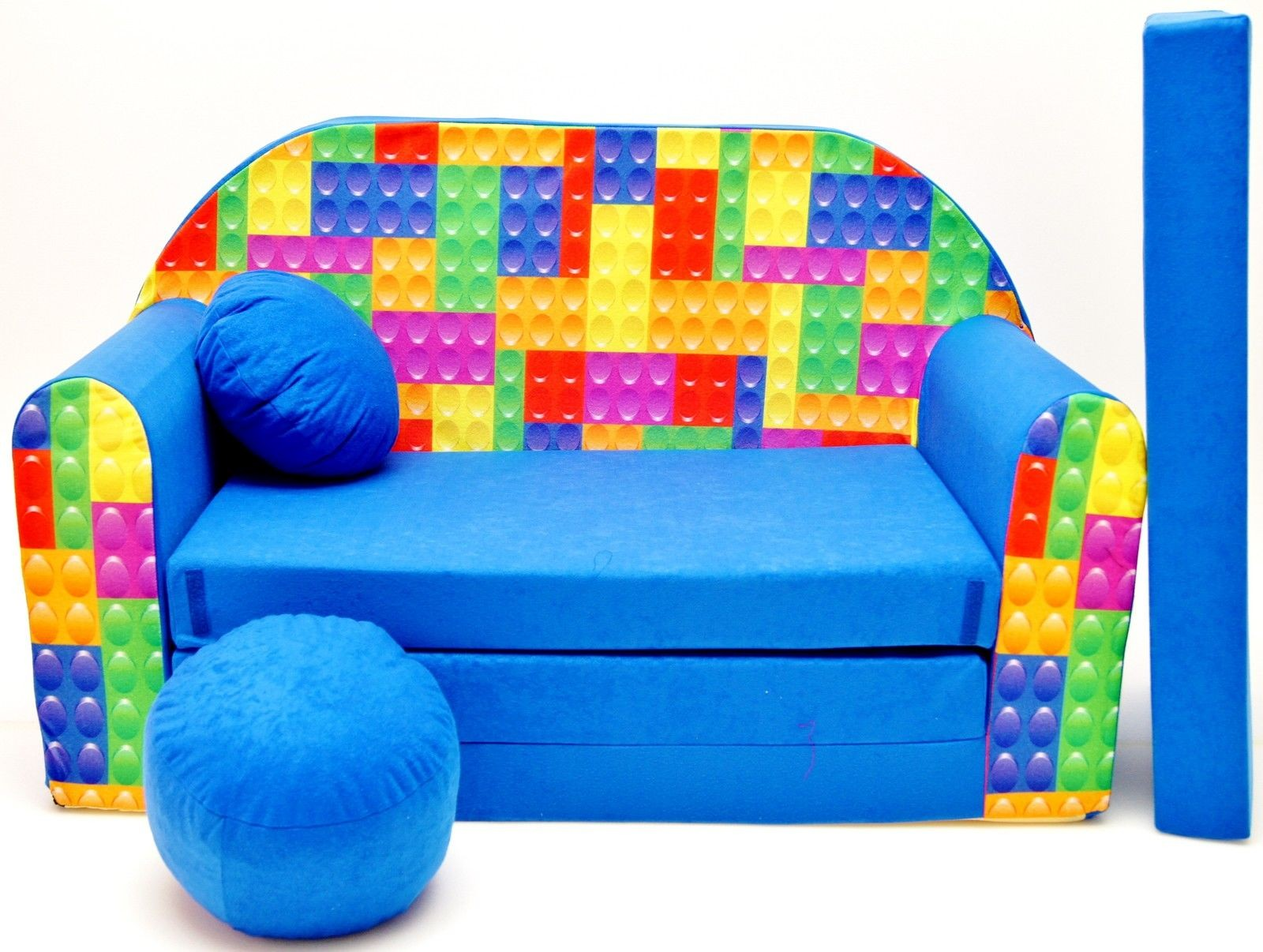 Baby sofa Bed Incredible Childrens sofa Bed Type W Fold Out sofa Foam Bed for Children Décor