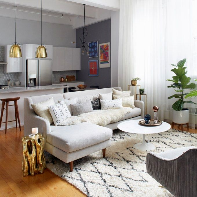 beautiful apartment size sofas portrait-Modern Apartment Size sofas Picture