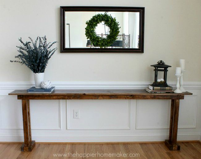 beautiful behind the sofa table design-Best Behind the sofa Table Plan