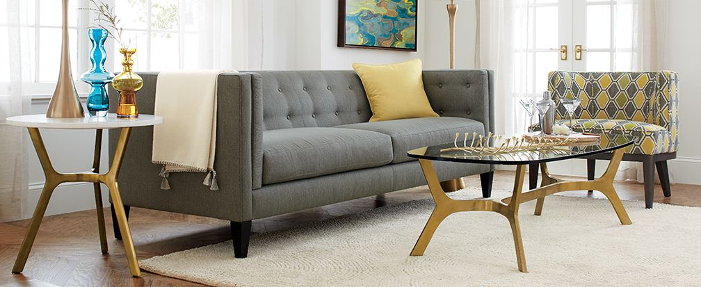 beautiful crate and barrel lounge sofa image-Wonderful Crate and Barrel Lounge sofa Wallpaper