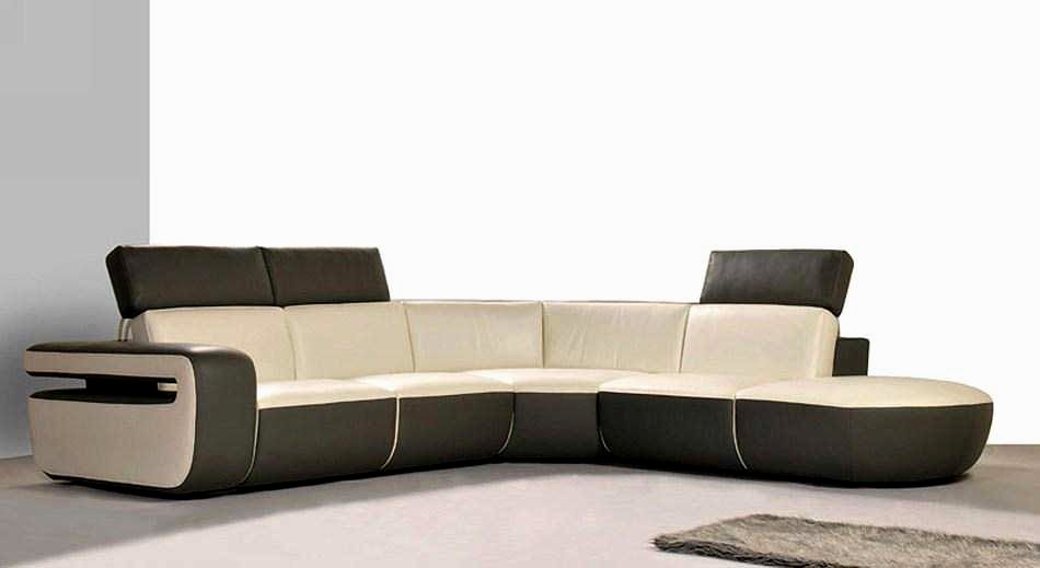 beautiful leather sectional sofa with chaise photo-Superb Leather Sectional sofa with Chaise Online