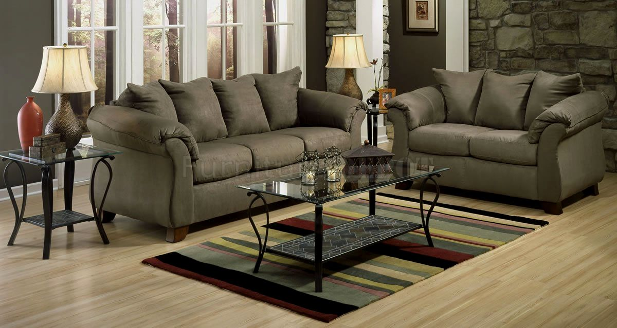 Beautiful Leather Sofa And Loveseat Combo Construction Lovely Picture