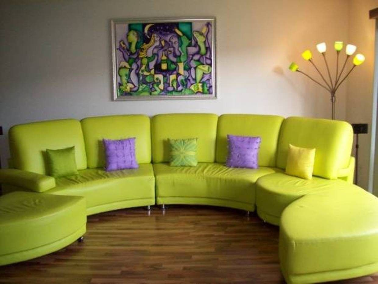 Beautiful Lime Green Sofa Collection Stunning Plan