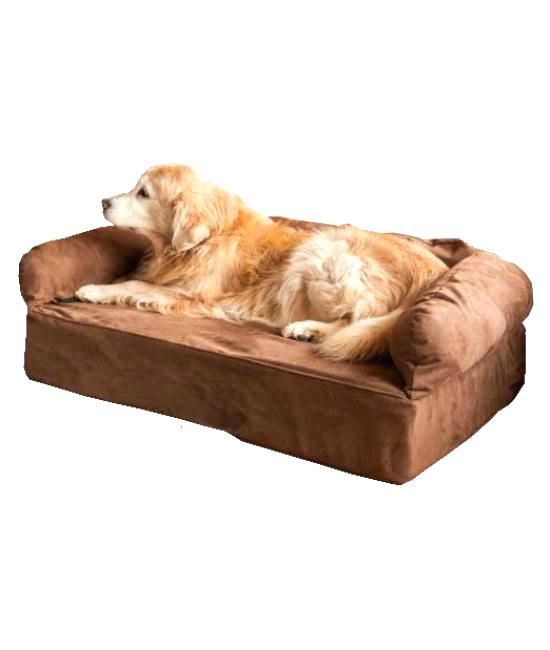 beautiful snoozer overstuffed sofa pet bed photo-Lovely Snoozer Overstuffed sofa Pet Bed Ideas