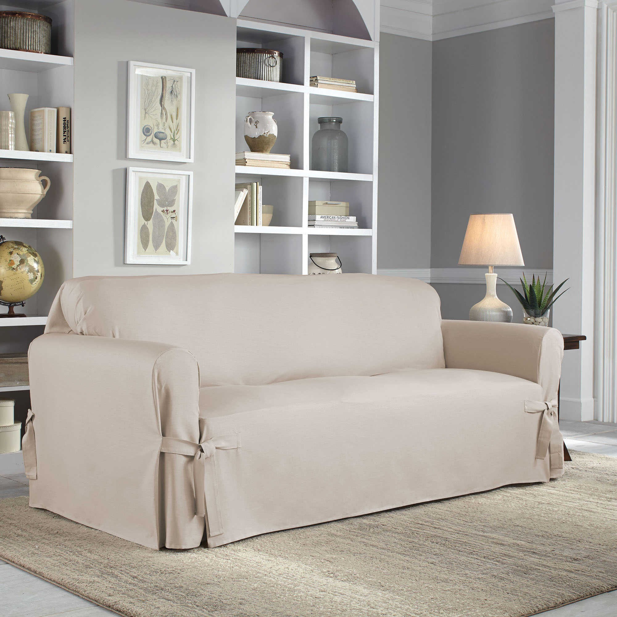 Bed Bath and Beyond sofa Covers Sensational sofa Slipcovers Couch Covers and Furniture Throws Bed Bath Beyond Portrait