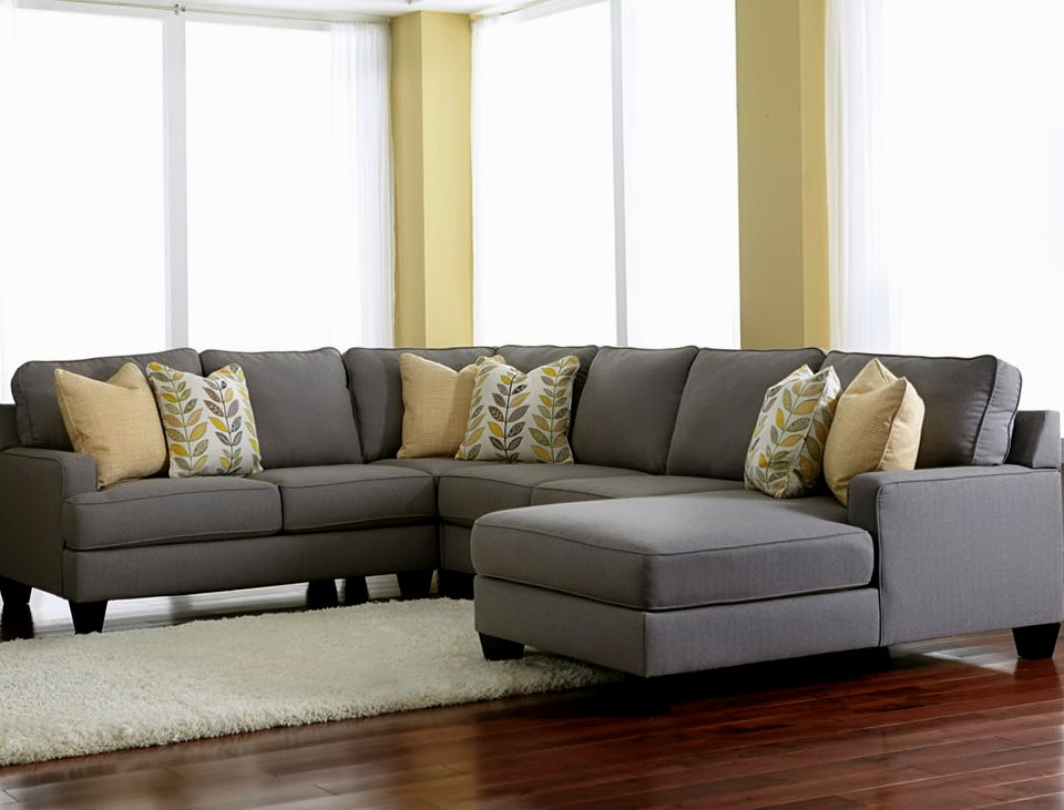 best gray sectional sofa with chaise image-Superb Gray Sectional sofa with Chaise Collection