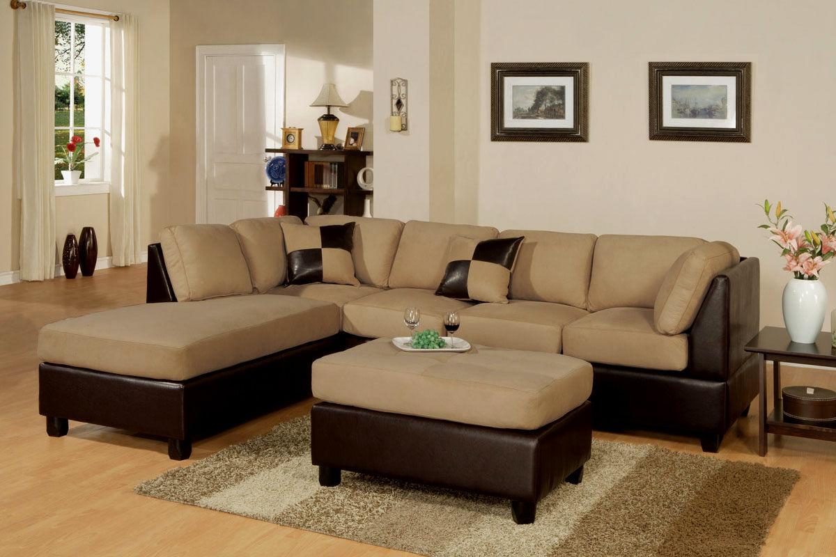 Best Of Large Sectional sofa with Ottoman Collection - Modern Sofa ...