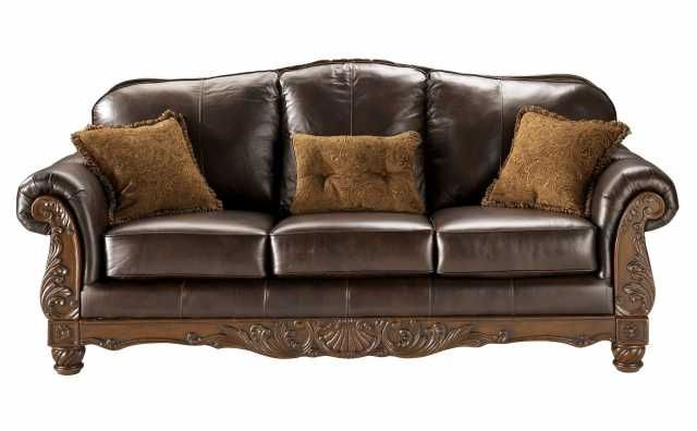 best leather and wood sofa portrait-New Leather and Wood sofa Gallery