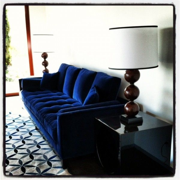 best navy tufted sofa picture-Elegant Navy Tufted sofa Wallpaper