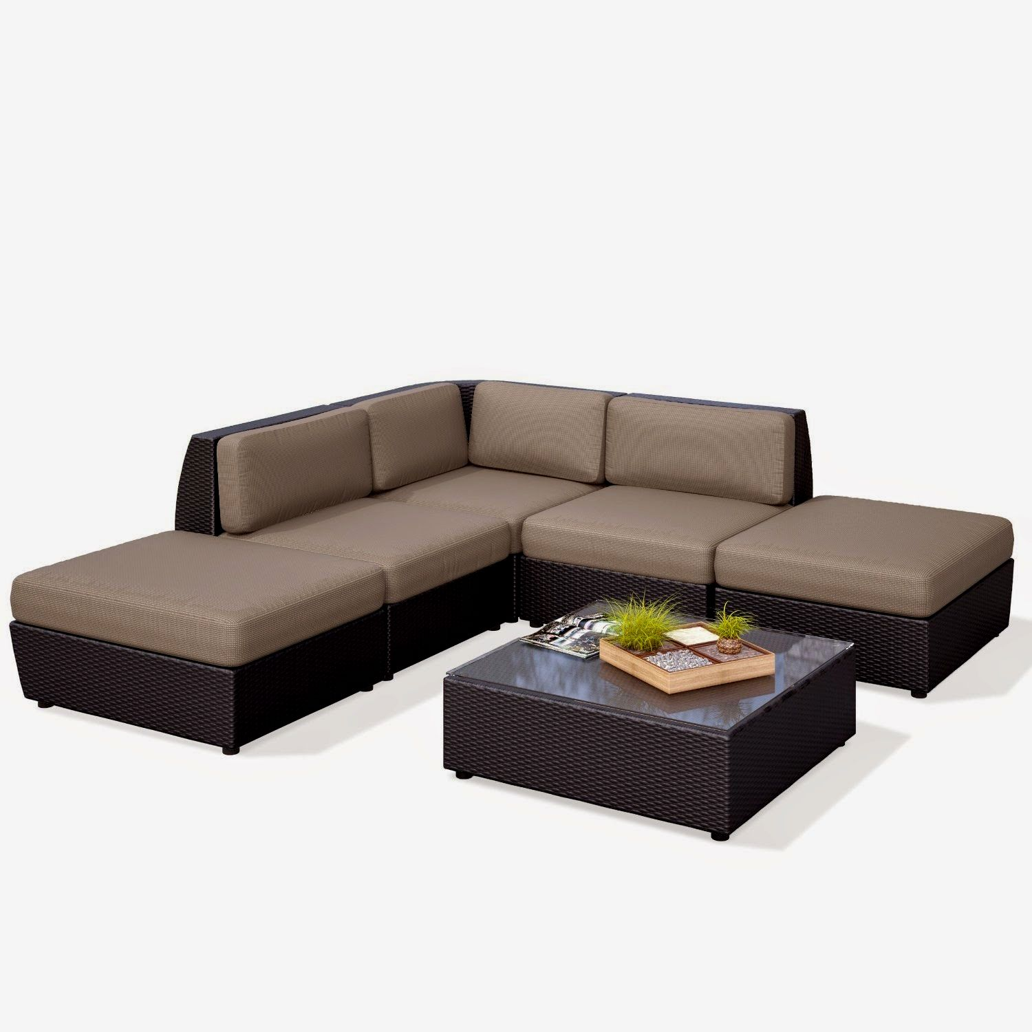 best of curved outdoor sofa image-Modern Curved Outdoor sofa Photograph