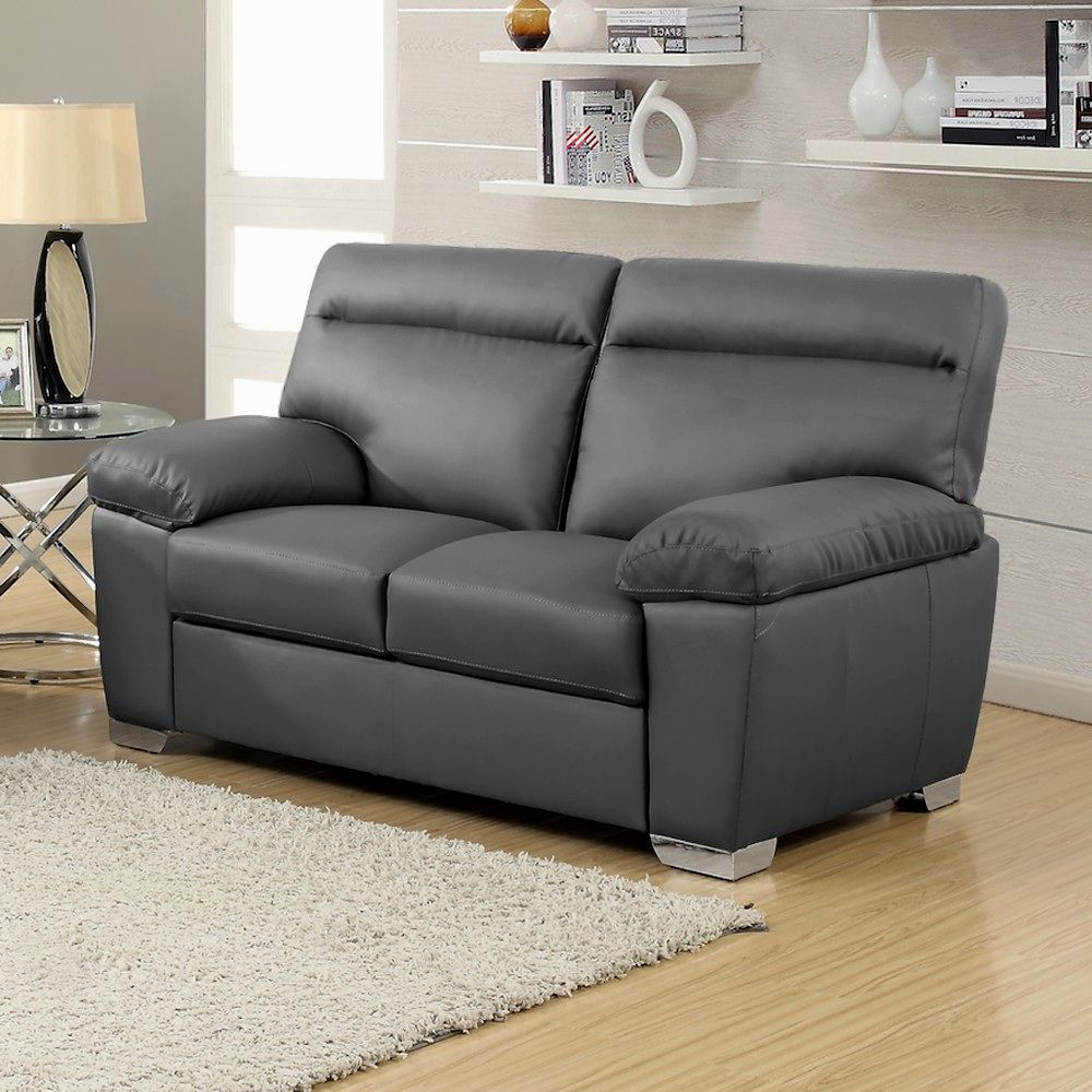 best of modern gray leather sofa picture-Superb Modern Gray Leather sofa Portrait