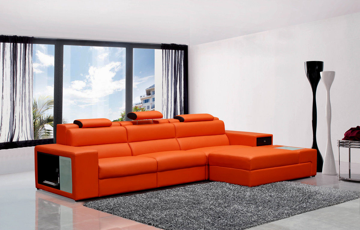 best of modern leather sectional sofa collection-Amazing Modern Leather Sectional sofa Gallery