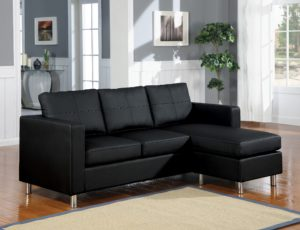 Black Leather Sectional sofa Cute Uncategorized Black Leather Sectional sofa with Awesome Picture