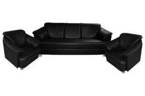 Black sofa Set Modern Fenton sofa Set Black sofa Sets Line In Hyderabad Sanfurn Portrait