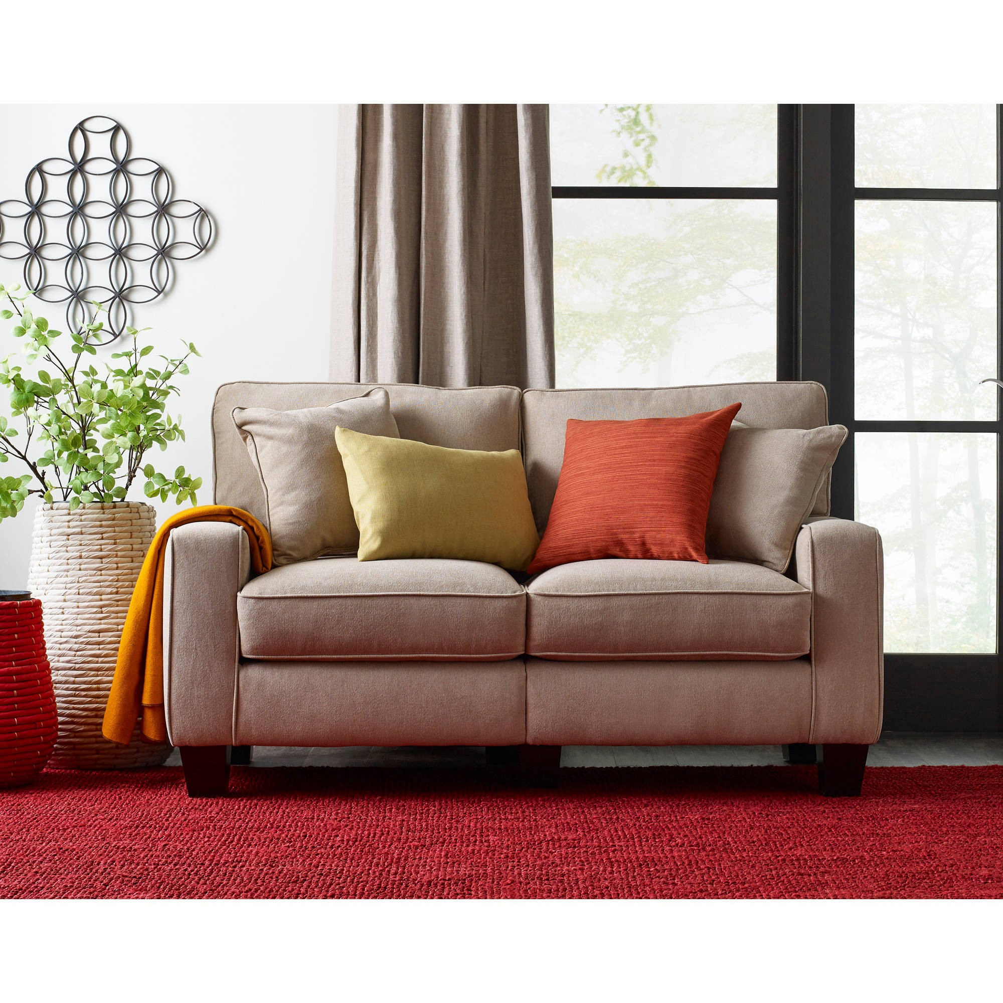 Discount Modern Sofas: Fantastic Cheap Sofas For Under 100 Photograph