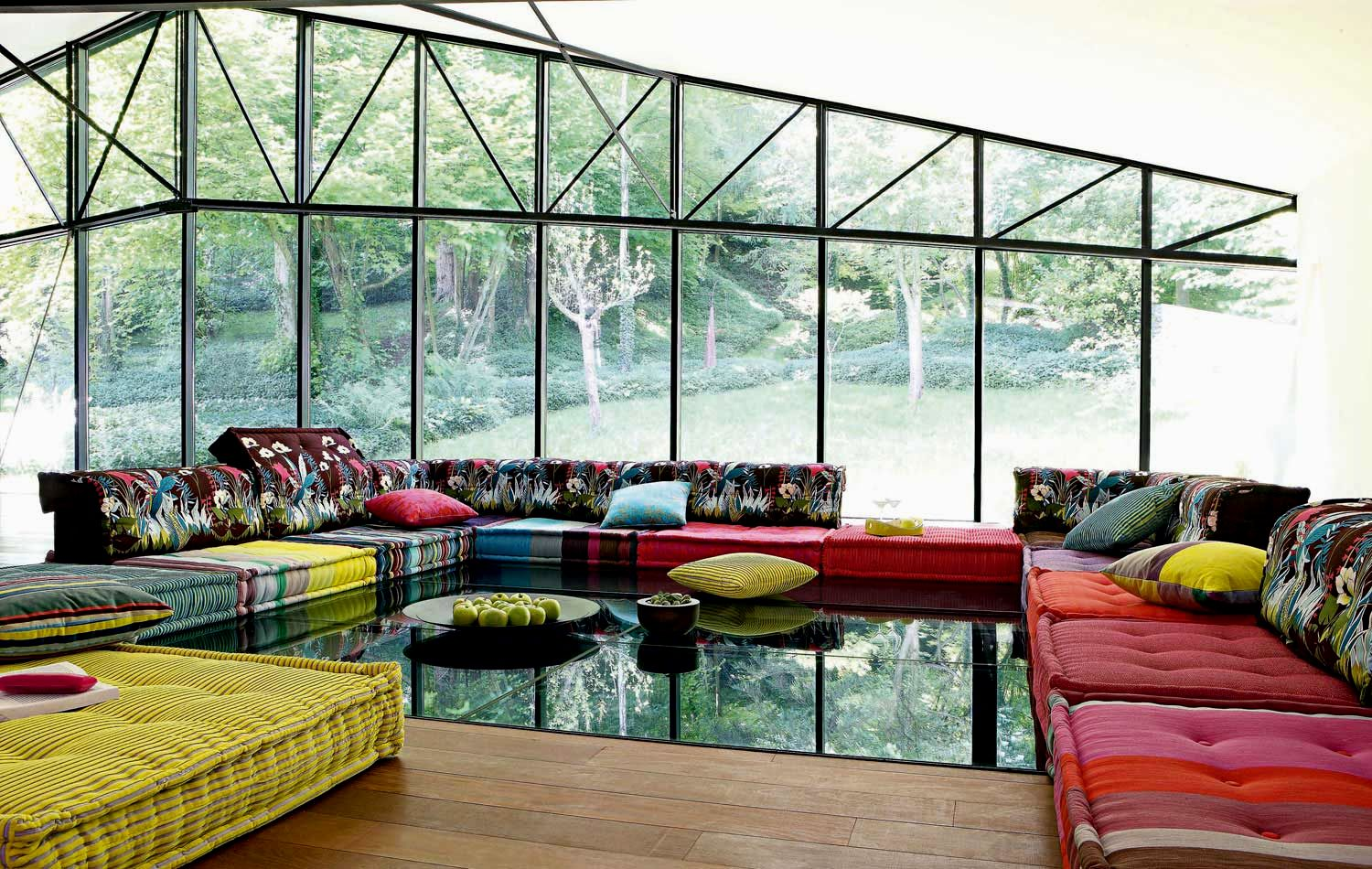 contemporary big sectional sofas inspiration-Stylish Big Sectional sofas Layout