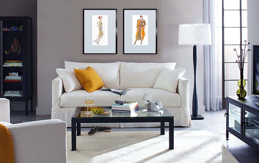 contemporary crate and barrel sofas photo-Top Crate and Barrel sofas Inspiration