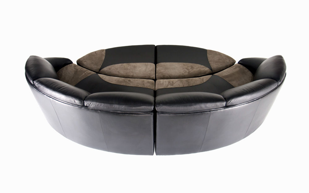 contemporary luxury leather sofas décor-Modern Luxury Leather sofas Portrait