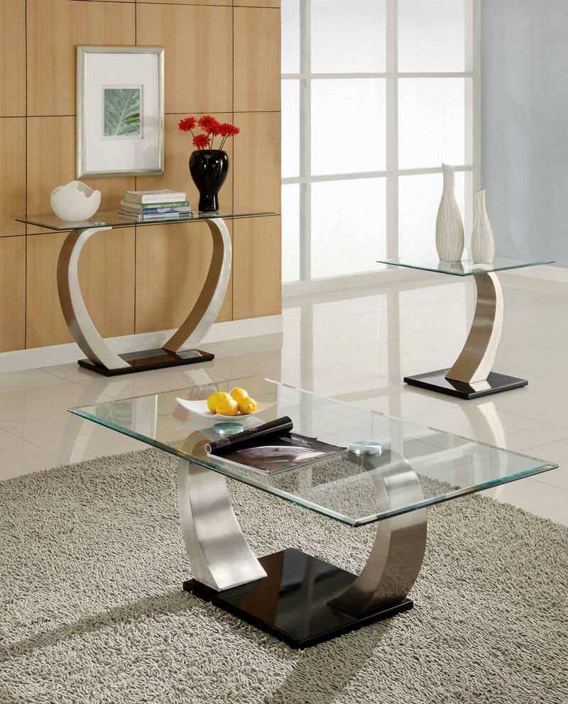 contemporary metal sofa table photograph-Lovely Metal sofa Table Construction