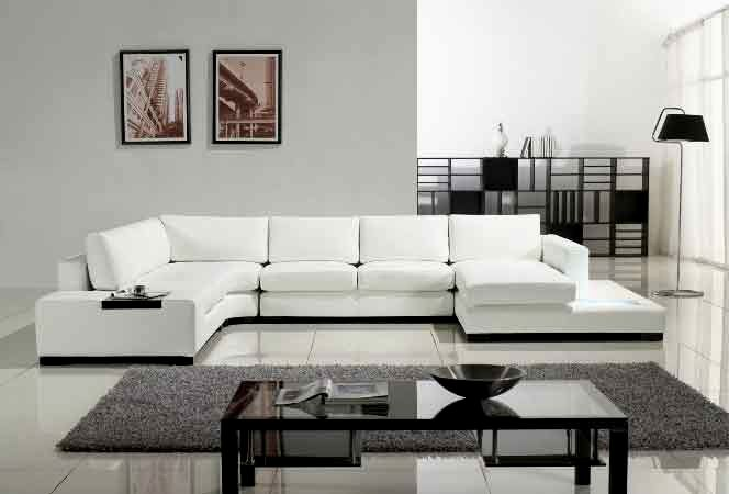 contemporary modern leather sectional sofa decoration-Amazing Modern Leather Sectional sofa Gallery