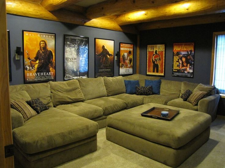 cute home theater sofa photograph-Stylish Home theater sofa Design