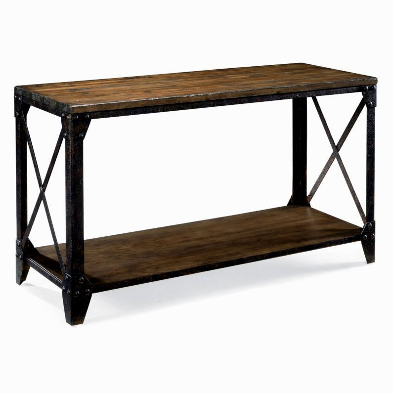 cute metal and wood sofa table gallery-Excellent Metal and Wood sofa Table Inspiration
