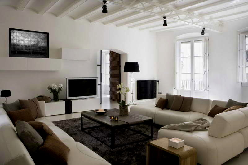 cute white leather sofas layout-Stunning White Leather sofas Photo
