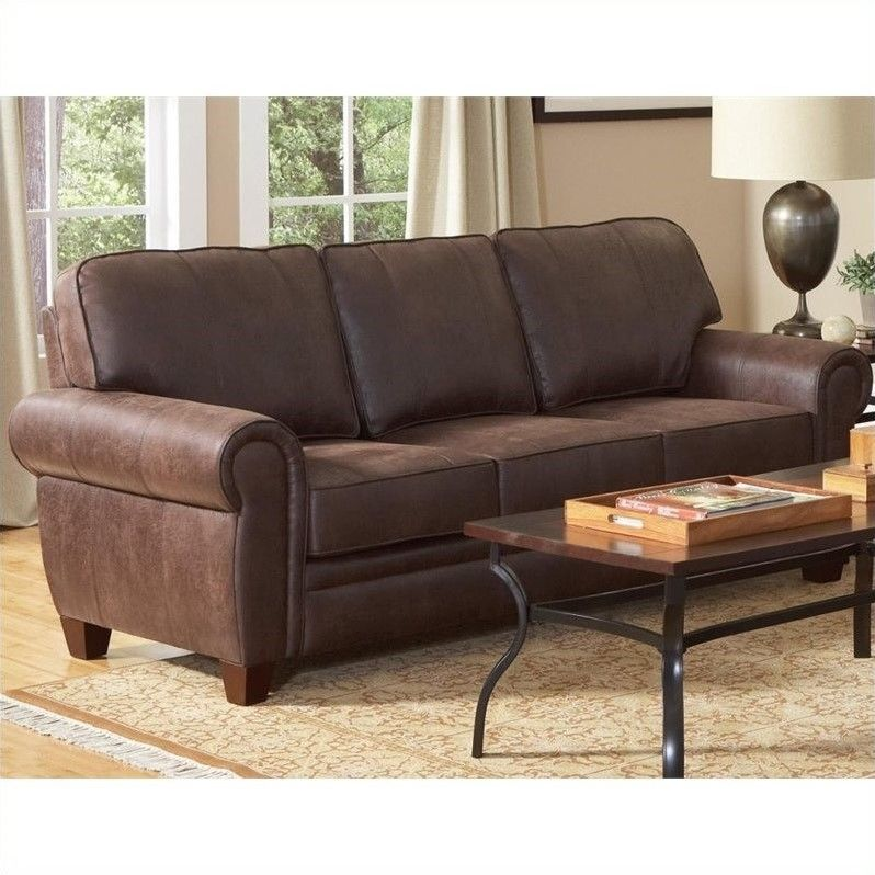 elegant brown sectional sofa image-Elegant Brown Sectional sofa Online