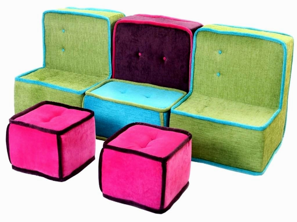 elegant mini sofa for kids image-Latest Mini sofa for Kids Design