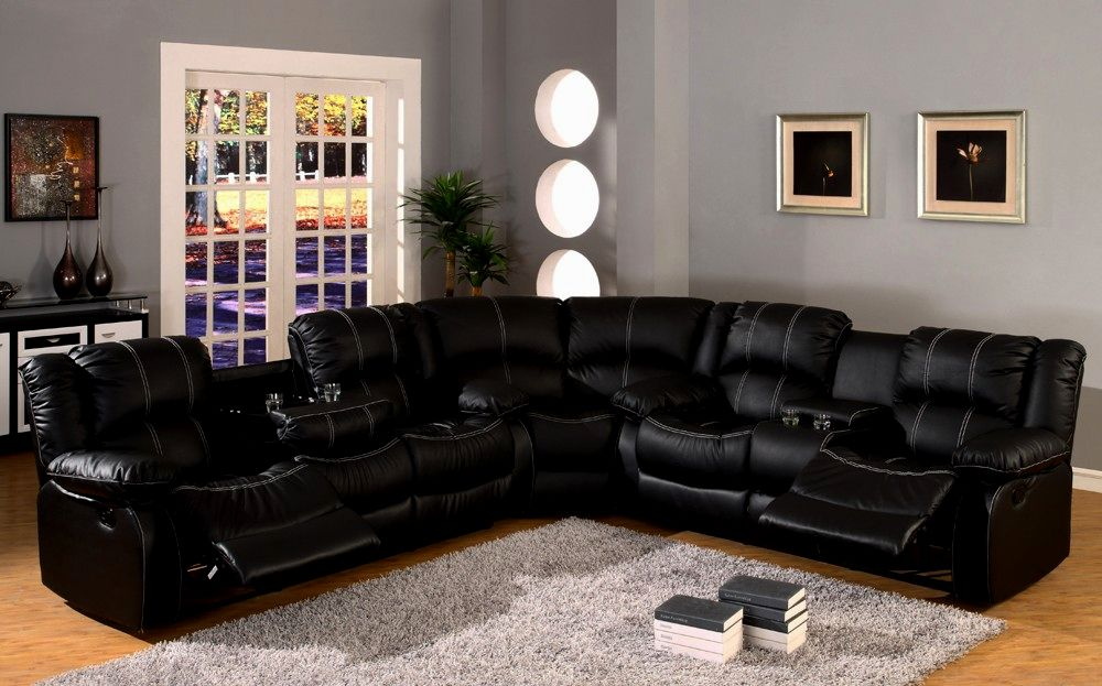 elegant sectional reclining sofa décor-Cool Sectional Reclining sofa Construction