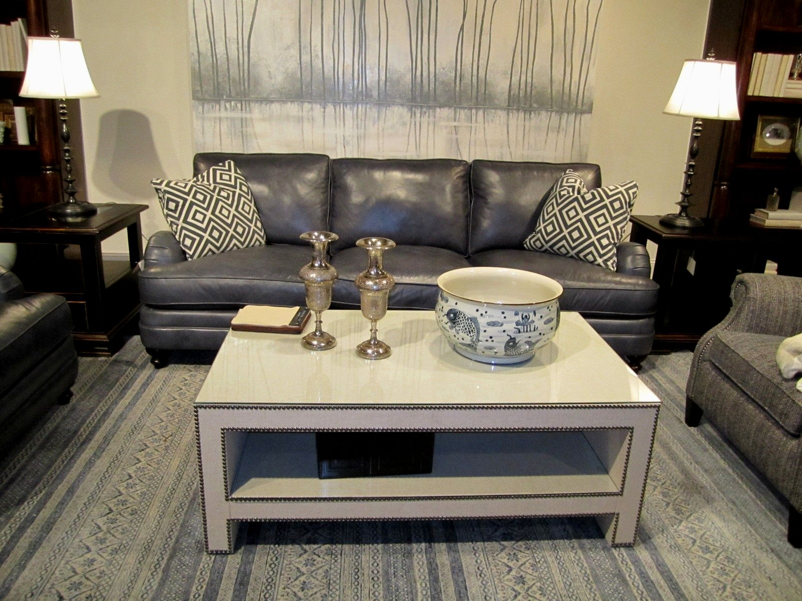 elegant thin sofa table architecture-Latest Thin sofa Table Image