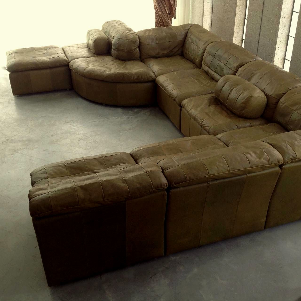 excellent black sectional sofas image-Cute Black Sectional sofas Concept